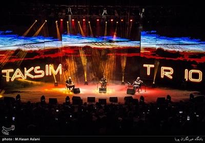 کنسرت تکسیم تریو از کشور ترکیه