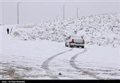 آخرین وضعیت بارشهای ایران/رشد بارشهای زمستانی+جدول