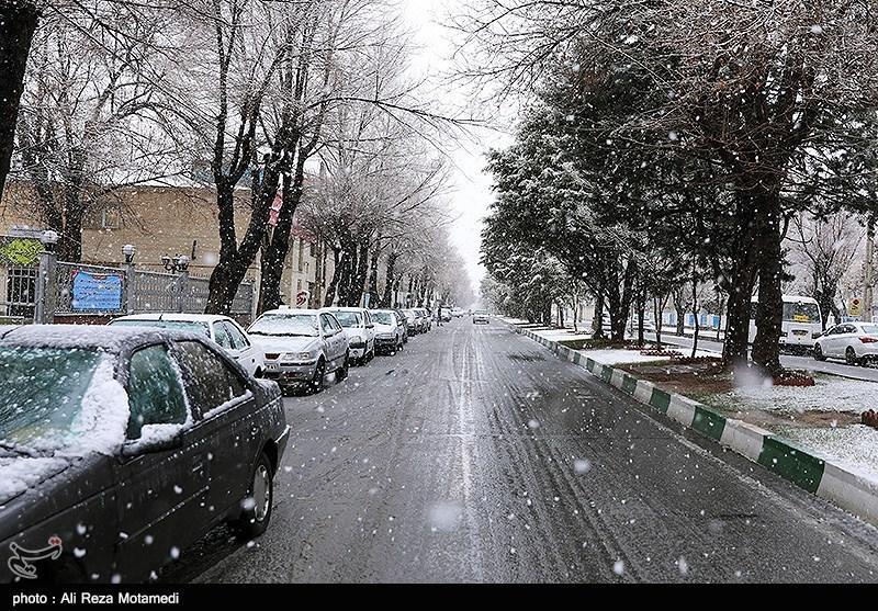 باد،تردد،بارش،بختياري،چهارمحال،وزش،روز،برف،سامانه،استان