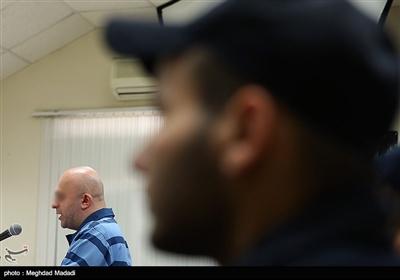متهم اول پرونده دادگاه شرکت سرمایه گذاری دومان توکان