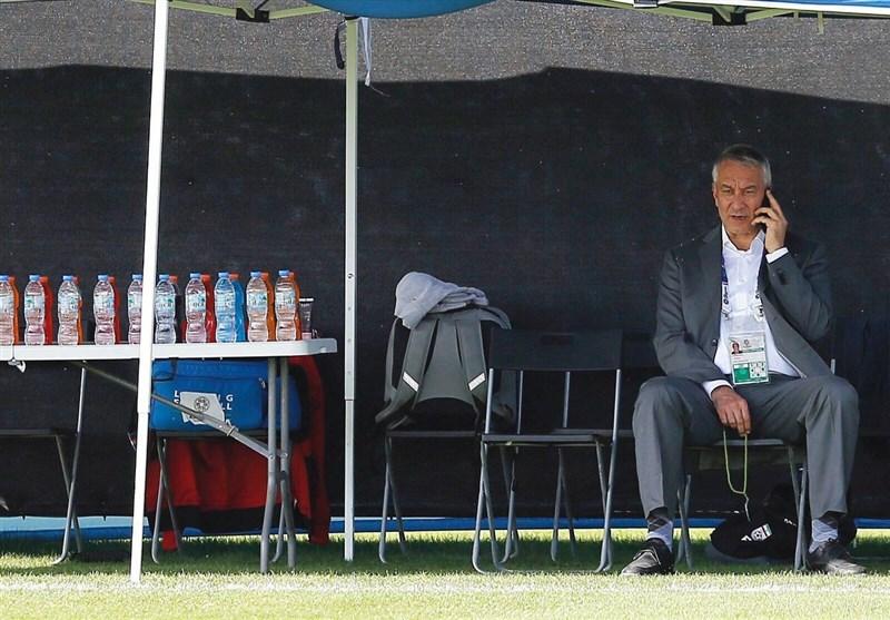 کفاشیان: برای سرپرستی فدراسیون فوتبال با من صحبت نشده، تمایلی هم به بازگشت ندارم