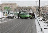 تداوم بارش برف و باران در 16 استان/ورود سامانه بارشی جدید به کشور