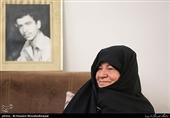 دیدار با خانواده شهید محمدمهدی اشراقی