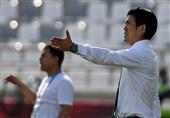 سرمربی ژاپن: بازیکنانم به خوبی مبارزه کردند و انسجامشان را نشان دادند/ میدانستم بازی سختی برابر ترکمنستان داریم