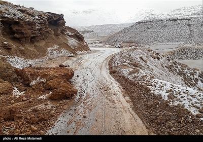 بازگشایی وامدادرسانی به رانندگان درجاده های استان چهارمحال و ...