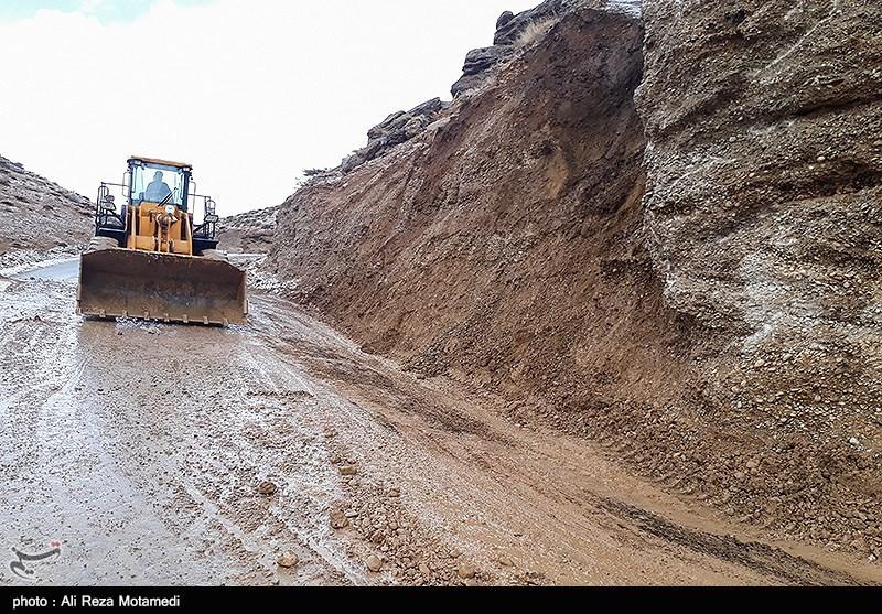 محور پلدختر ـ خوزستان بازگشایی شد