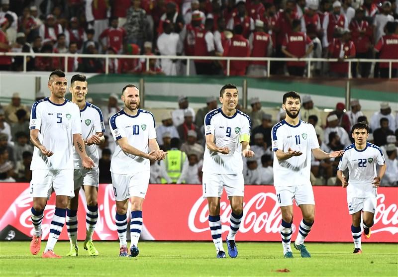 جام ملتهای آسیا| برتری ازبکستان مقابل عمان با تعویض طلایی کوپر