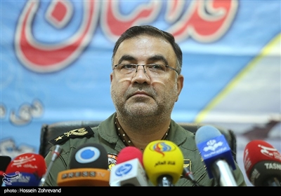 امیر سرتیپ خلبان حمید واحدی جانشین فرمانده نیروی هوایی ارتش