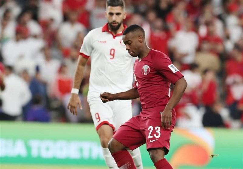 جام ملتهای آسیا|پایان دور نخست از مرحله گروهی با پیروزی قطر مقابل لبنان