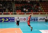 لیگ برتر والیبال| کاپیتان شهرداری تبریز: به برد مقابل پیام نیاز داشتیم؛ هدفمان صعود به مرحله پلیآف است