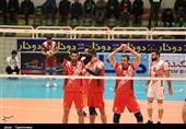 لیگ برتر والیبال| شهرداری تبریز در اندیشه صعود به جمع 8 تیم برتر