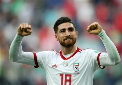 Fans Have High Expectation from Iran in Asian Cup: Alireza Jahanbakhsh - Sports news
