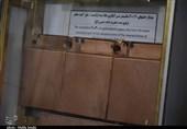 یک گام تا طلاکاری گنبد در حال ساخت امام حسین(ع) در کرمان به روایت تصویر
