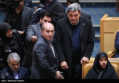 حناچی شهردار تهران در آیین بزرگداشت دومین سالگرد رحلت آیت الله هاشمی رفسنجانی