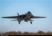 Iran Stages Massive Aerial War Game in Isfahan (+Video, Photos)