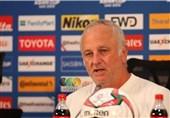 آرنولد: صعود استرالیا عالی بود / ابراهیم: قدردان بازیکنان سوریه هستم