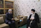 رئیس دانشگاه آزاد با نماینده ولیفقیه در استان خراسان رضوی دیدار کرد