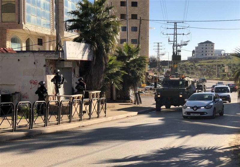 یورش نظامیان صهیونیست به کرانه باختری برای پنجمین روز متوالی
