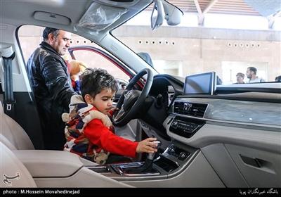 سومین نمایشگاه بینالمللی خودروی تهران