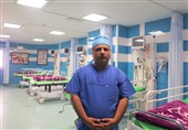 انجام موفقیت آمیز نخستین جراحی مغز و اعصاب در بیمارستان میلاد 3 بیرجند+فیلم