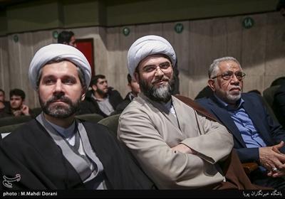 حجه الاسلام قمی رییس سازمان تبلیغات اسلامی اختتامیه نهمین جشنواره مردمی فیلم عمار