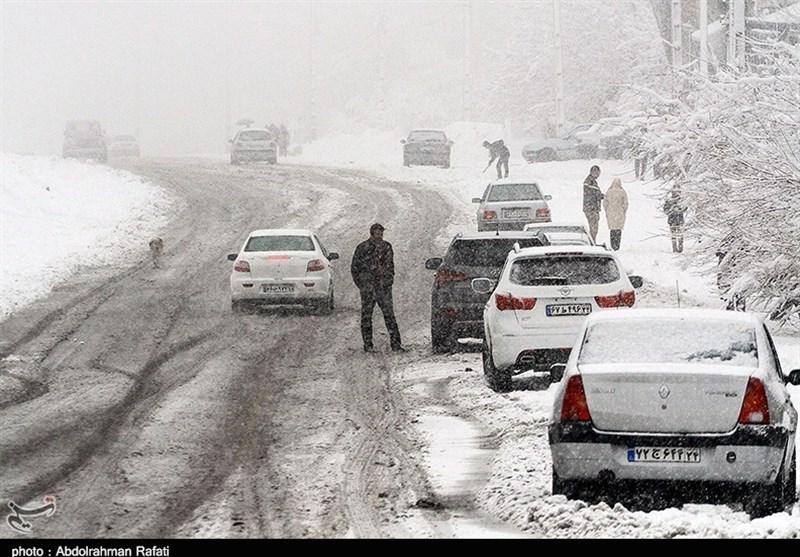 کولاک محورهای کوهستانی استان قزوین را در برمیگیرد