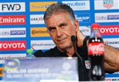 Carlos Queiroz Wary of Strong Vietnam