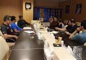 برگزاری جلسه هماهنگی آمادهسازی تیم ملی کشتی آزاد