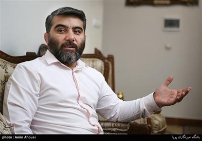 جانباز مدافع حرم«رضا سلمانی»