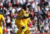 جام ملتهای آسیا| برتری استرالیا مقابل فلسطین در نیمه نخست