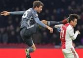 فوتبال جهان| توماس مولر بازی برگشت بایرن مونیخ - لیورپول را هم از دست داد