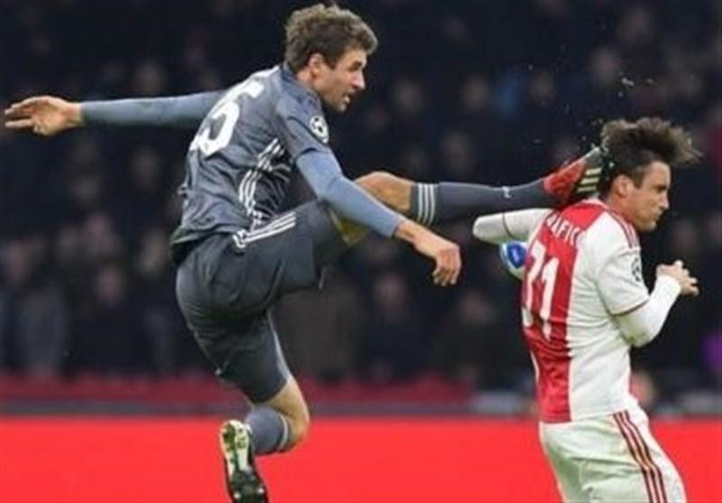 فوتبال جهان  توماس مولر بازی برگشت بایرن مونیخ - لیورپول را هم از دست داد