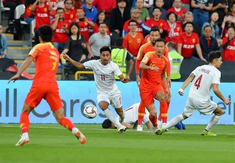 China Defender Feng Xiaoting Doubt for Iran Match