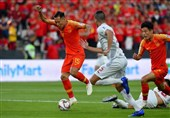 جام ملتهای آسیا  چین با شکست فیلیپین به رختکن رفت