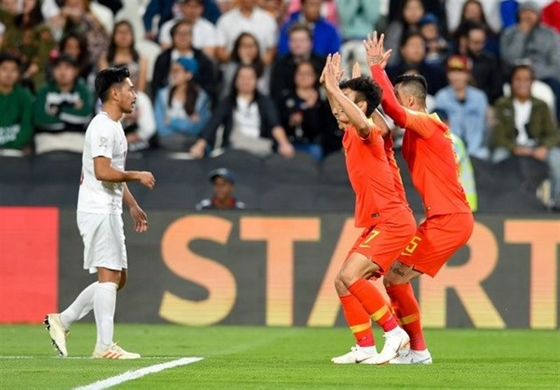 جام ملتهای آسیا  برتری آسان چین برابر فیلیپین/ صعود شاگردان لیپی قطعی شد