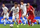 جام ملتهای آسیا| برتری کره جنوبی مقابل قرقیزستان در آمار
