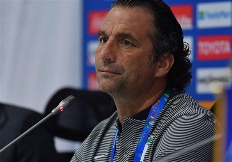 پیتزی: شکست دادن عربستان کار هر تیمی نیست/ ترسی از داوران ندارم