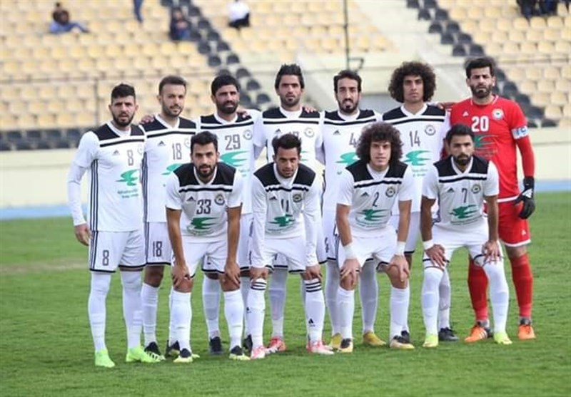 صعود الزوراء به مرحله یکچهارم نهایی جام حذفی عراق در حضور میلاد نوری + عکس