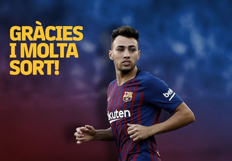 فوتبال جهان مهاجم بارسلونا راهی سویا شد