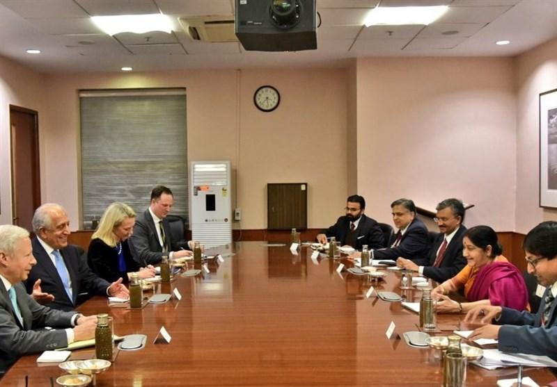 حمایت هند از رهبری روند صلح توسط دولت افغانستان