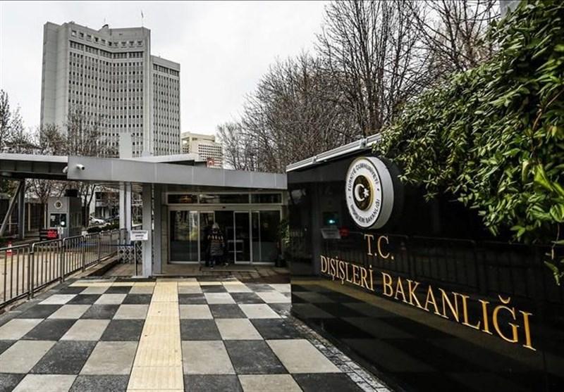 اعتراض ترکیه به رژیم صهیونیستی، یونان و اتحادیه اروپا درباره مدیترانه