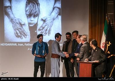 اهدای جوایز به برگزیدگان ششمین جشنواره بین المللی عکس خیام