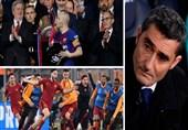 فوتبال جهان| بارسلونا و سرمربیای که همیشه در مظان اتهام است/ عمل به توصیه پویول راه نجات والورده