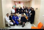 بزرگداشت روز پرستار در زنجان به روایت تصویر