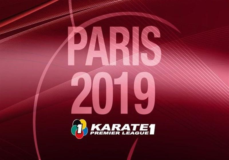 مبارزه 776 کاراته کا در تاتامی پاریس
