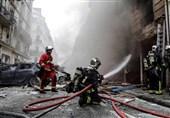 انفجار در دانشگاه لیون فرانسه