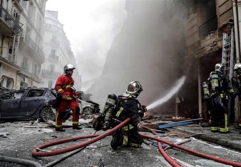 Gas Leak in Bakery Causes Massive Explosion in Paris (+Video)