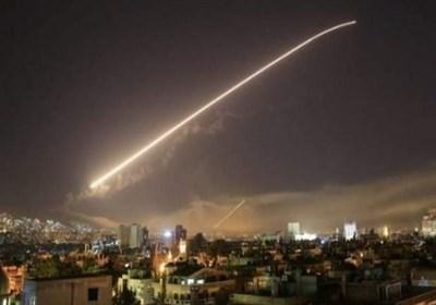 شام میں اسرائیلی بمباری، 11 افراد جاں بحق