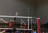 تماشاگران تیم والیبال شهروند اراک محروم شدند