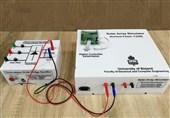 دستگاه شبیه ساز آرایه خورشیدی در دانشگاه بیرجند طراحی شد
